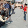 news anchoring and reporting courses in delhi ncr