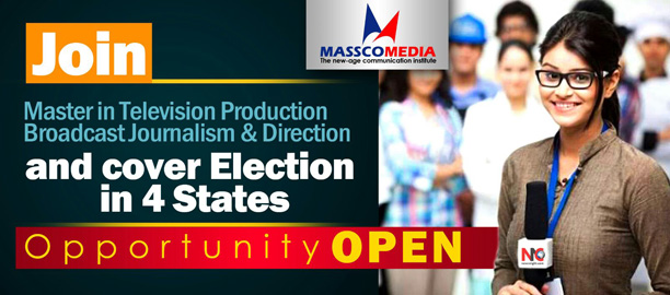 Master Program in TV Production, Direction & Broadcast Journalism (MTV)